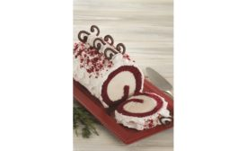 Baskin-Robbins Red Velvet Roll Cake