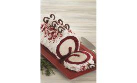 Baskin-Robbins Red Velvet Roll Cake