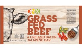 DNX Grass-Fed Beef & Uncured Bacon Jalapeño Bar