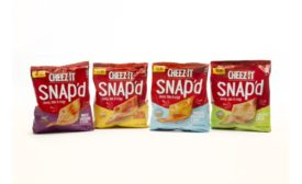 Cheez-It Snapd crackers