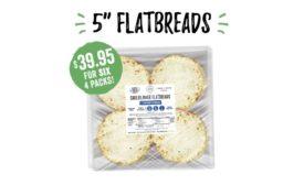 Califlour Foods Cauliflower Flatbreads