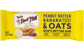 Bobs Red Mill gluten-free bars