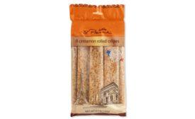 St Pierre Cinnamon Crepes