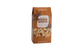 Harry & David Moose Munch Hazelnut popcorn
