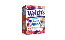 Welchs Valentines Day Fruit Snacks