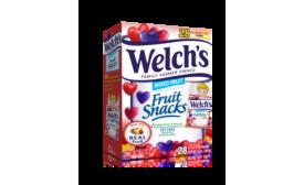 Welchs Valentines Day Fruit Snacks