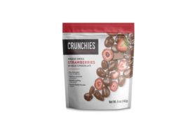 Crunchies Chocolate Covered Freeze-Dried Fruit