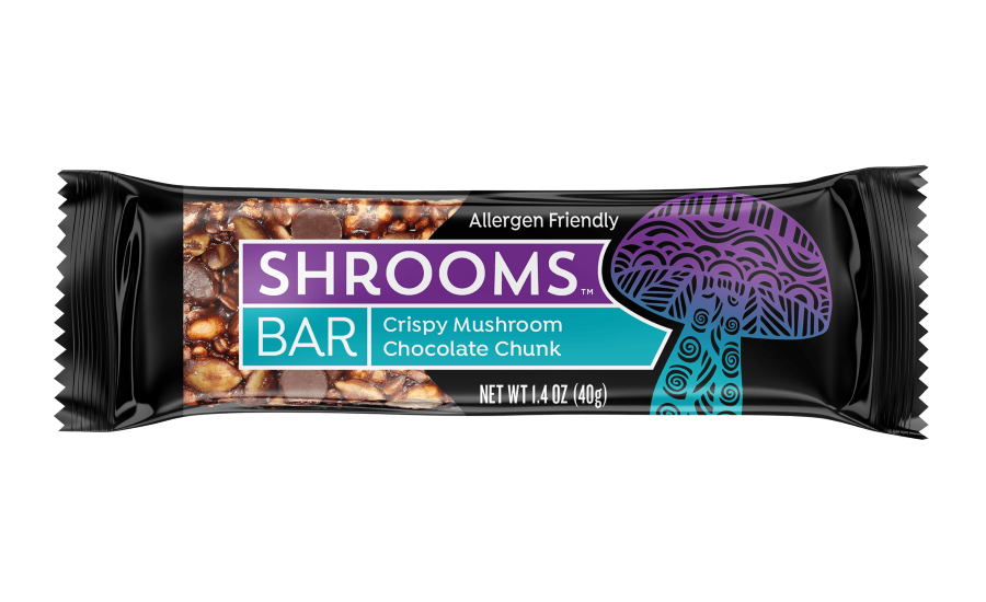 Shrooms Snacks mushroom snacks