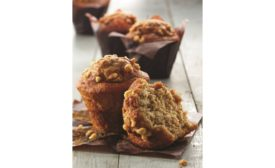 Chefs Line Banana Nut muffins