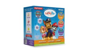 Luckybar is Disrupting Snack Time with Nickelodeon Licensing Partnership