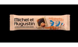 Michel et Augustin cookie squares