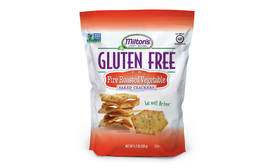 Milton's gluten-free crackers | 2019-03-14 | Snack Food