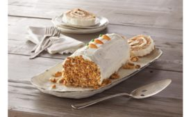 Wolfermans Carrot Cake Roll
