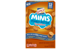 Lance Mini sandwich crackers