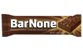 BarNone wafer bar chocolate