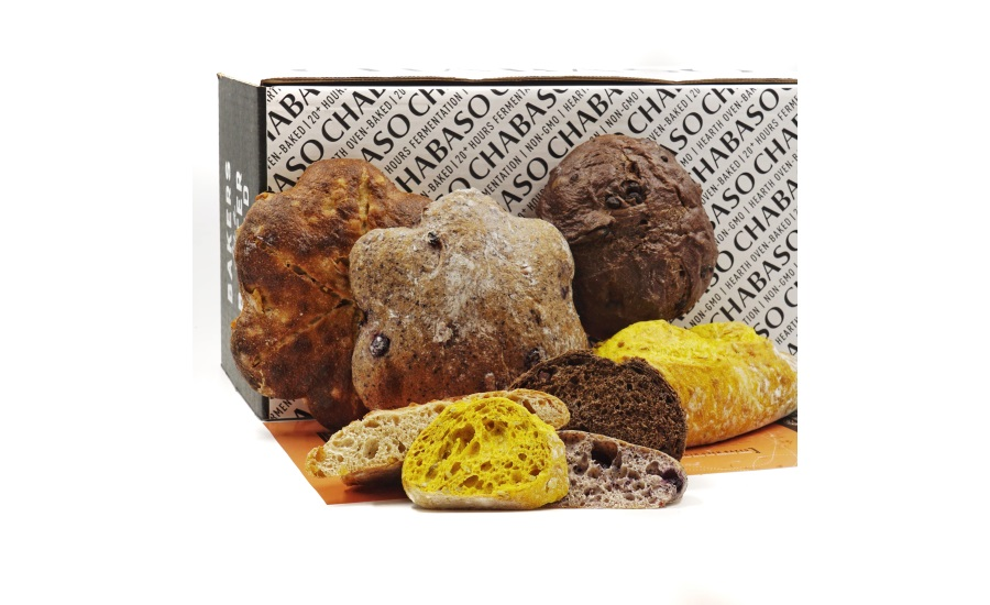 Chabaso Mothers Day Bread Bundle