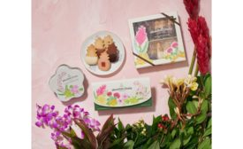 Honolulu Cookie Company floral collection