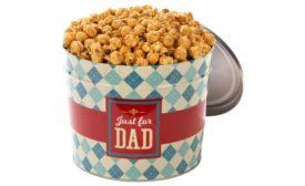 Popcornopolis Fathers Day tin