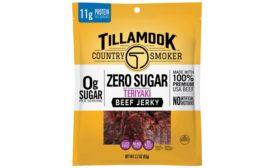 Tillamook Country Smoker sugar free meat jerky
