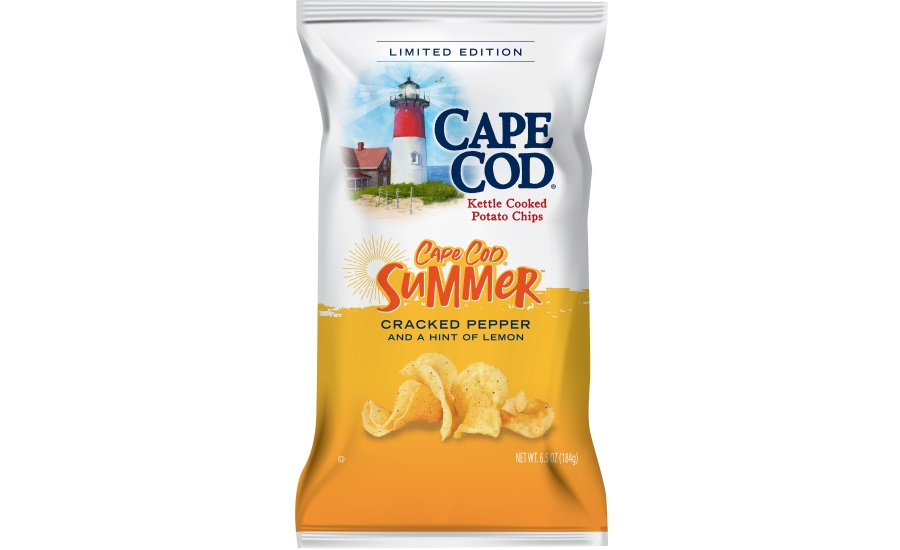 Cape Cod limited edition summer potato chips