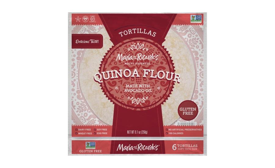 Maria and Ricardo's Tortillas expand distribution nationally