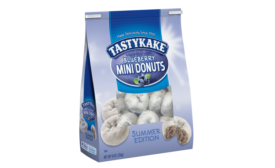 Tastykake blueberry mini doughnuts