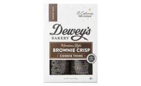 Deweys Bakery cookie thins