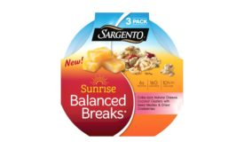 Sargento Sunrise Balanced Breaks snack kits cheese