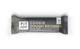 FitJoy's Grain-Free Cookie Dough Brownie Bar