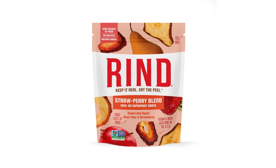 RIND Snacks Straw-Peary blend