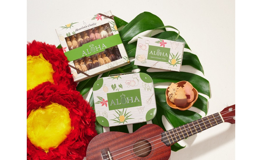 Honolulu Cookie Company New Summer Collection