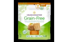 Crunchmaster grain-free crackers