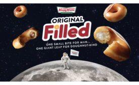 Krispy Kreme Original Filled Doughnuts
