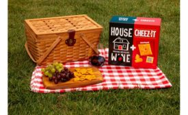 Cheez-It® And House Wine Debut First-Ever House Wine & Cheez-It Box