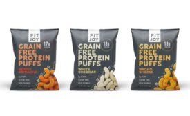 FitJoy grain-free protein puffs