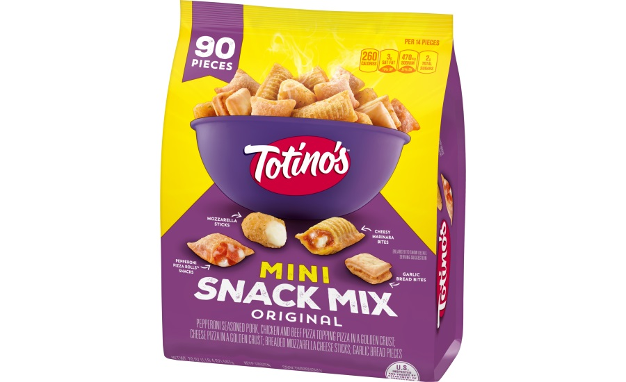 Totinos Mini Snack Mix