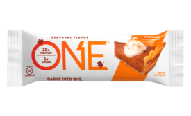 ONE Bar Pumpkin Pie