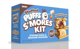 Stuffed Puffs Smores indoor kits