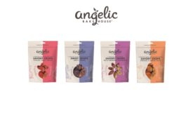 Angelic Bakehouse 7 Sprouted Whole Grains Crisps