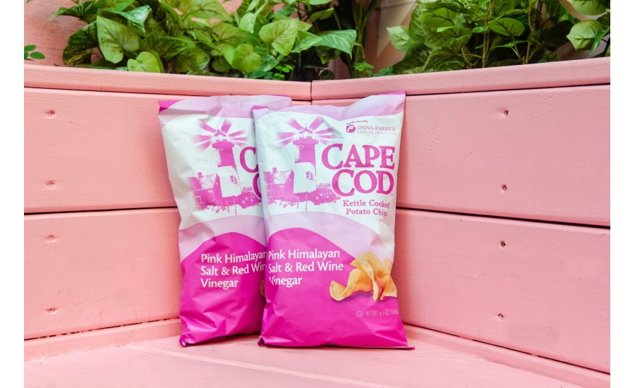 Breast Cancer Awareness Month: Cape Cod Releases Limited-Edition Flavor in Support