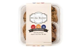 Pride Enjoy gluten-free, vegan products