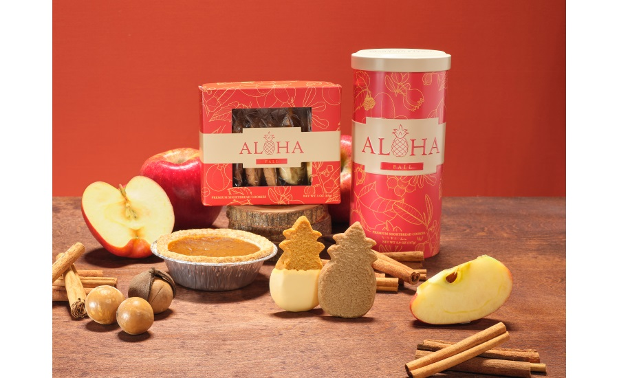 Honolulu Cookie Company Introduces 2019 Fall Collection