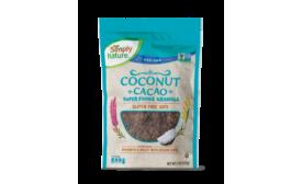 ALDI-exclusive Simply Nature Super Foods Granola