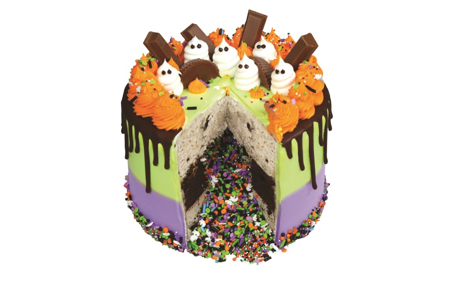 Baskin Robbins Halloween Cakes 2019 10 08 Snack Food