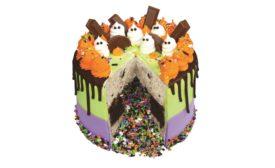 Baskin-Robbins Halloween cakes