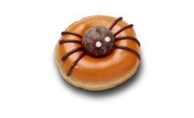 Dunkin spider doughnut