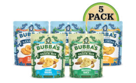 Bubba Fine Foods vegan variety pack