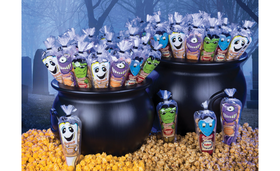 Halloween Treats from Popcornopolis are Certain to Cast a Delicious Spell on You