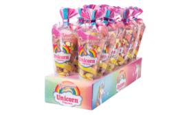 Popcornopolis Unicorn Popcorn Mini Cones to Debut at Select Walmart Stores Nationwide