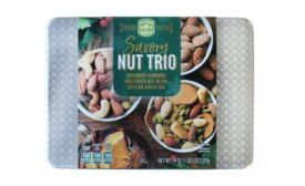 ALDI-exclusive Southern Grove Holiday Nut Tins